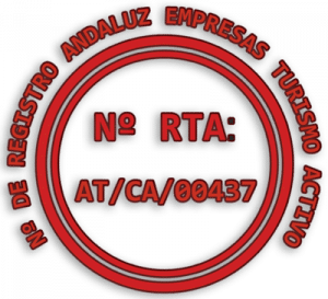 Empresa Registrada en el Registro Andaluza de Turismo Activo